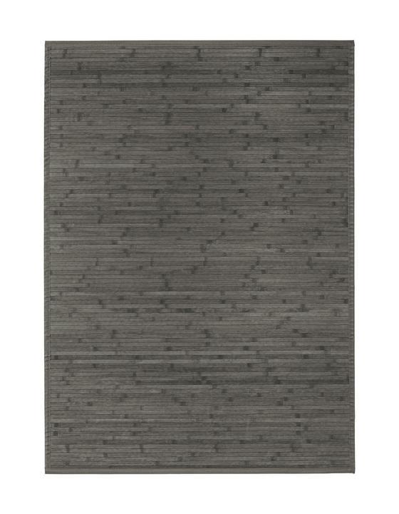 Hladce Tkaný Koberec Paris 2 - tmavě šedá, textil (120/170cm) - Mömax modern living