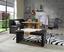 Jídelní Stůl Patrik 120 - barvy dubu, Moderní, kompozitní dřevo (120/74/80cm)