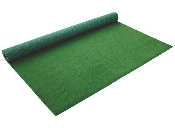 Teppich Hockey 133x300 cm - Grün, KONVENTIONELL, Textil (133/300cm)