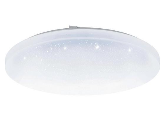 LED-Deckenleuchte Frania-s - Weiß, MODERN, Kunststoff/Metall (43/7cm)
