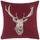Dekoračný Vankúš Witti - červená, Moderný, textil (45/45cm) - Mömax modern living