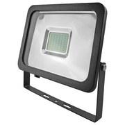 LED-Baustrahler 25073 - Schwarz, MODERN, Kunststoff/Metall (23,5/32/5,5cm) - Erba