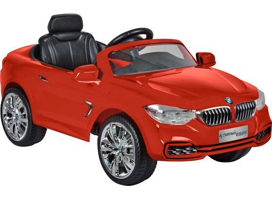 Auto Na Dálkové Ovládání Carina Bmw -ext- - červená, kov/umělá hmota (119,5/68,3/52cm)