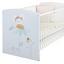 Postieľka S Mriežkami Dream - Konvenčný, kompozitné drevo (70/140cm) - Premium Living