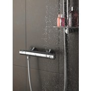 Duscharmatur Thm Precision Start - Chromfarben, KONVENTIONELL, Metall (30,4/7,3cm) - Grohe
