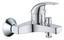 Badewannenarmatur Start Curve Ehm - Chromfarben, KONVENTIONELL, Metall (16,2cm) - Grohe