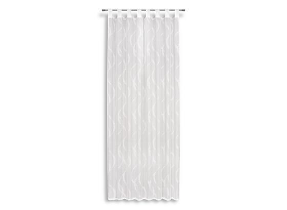 Kombivorhang Gertrud - Naturfarben, MODERN, Textil (140/255cm) - Luca Bessoni