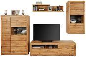 Doporučená Kombinace Tizio 1 - šedá/barvy dubu, Moderní, kompozitní dřevo (307/206/50cm)