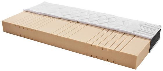 Matrace Ze Studené Pěny Homestar Plus - bílá, textilie (80/200cm)