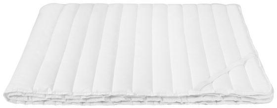 Matratzenschoner Bianca - Weiß, KONVENTIONELL, Textil (140/200cm) - PRIMATEX