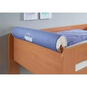 Nackenrolle Hellblau - Hellblau, Design, Textil (80/16/16cm) - Livetastic