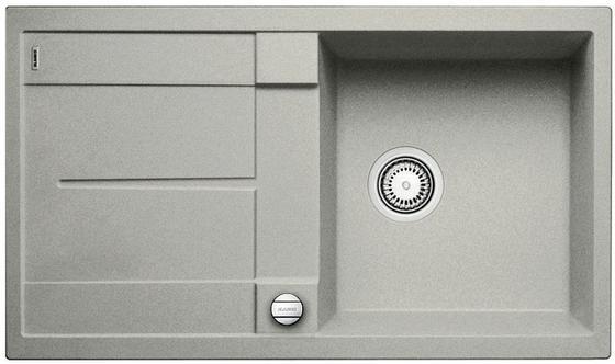 Spüle Blanco Metra 5 S - Grau, MODERN (86/50/19cm)