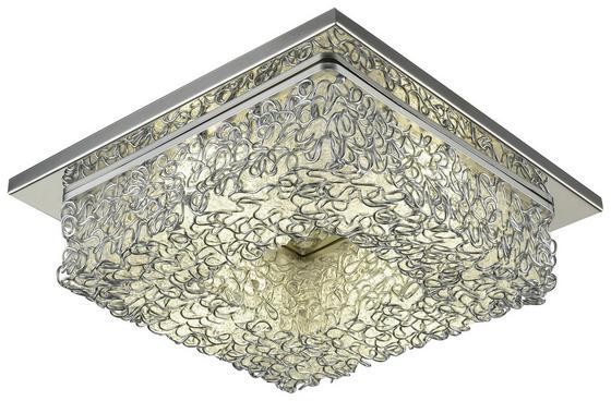 LED-Deckenleuchte Phillip - ROMANTIK / LANDHAUS, Kunststoff/Metall (25/8,5cm) - James Wood