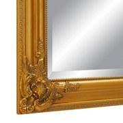 7a95c2a06 Nástenné Zrkadlo Barock - zlatá, Moderný, drevo/sklo (70/90/
