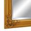 Nástenné Zrkadlo Barock - zlatá, Moderný, drevo/sklo (70/90/3cm) - Mömax modern living