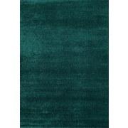 Hochflorteppich Roma 60x90 - Petrol, MODERN, Textil (60/90cm)