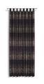 Kombivorhang Jutta - Schwarz, KONVENTIONELL, Textil (140/255cm) - Luca Bessoni