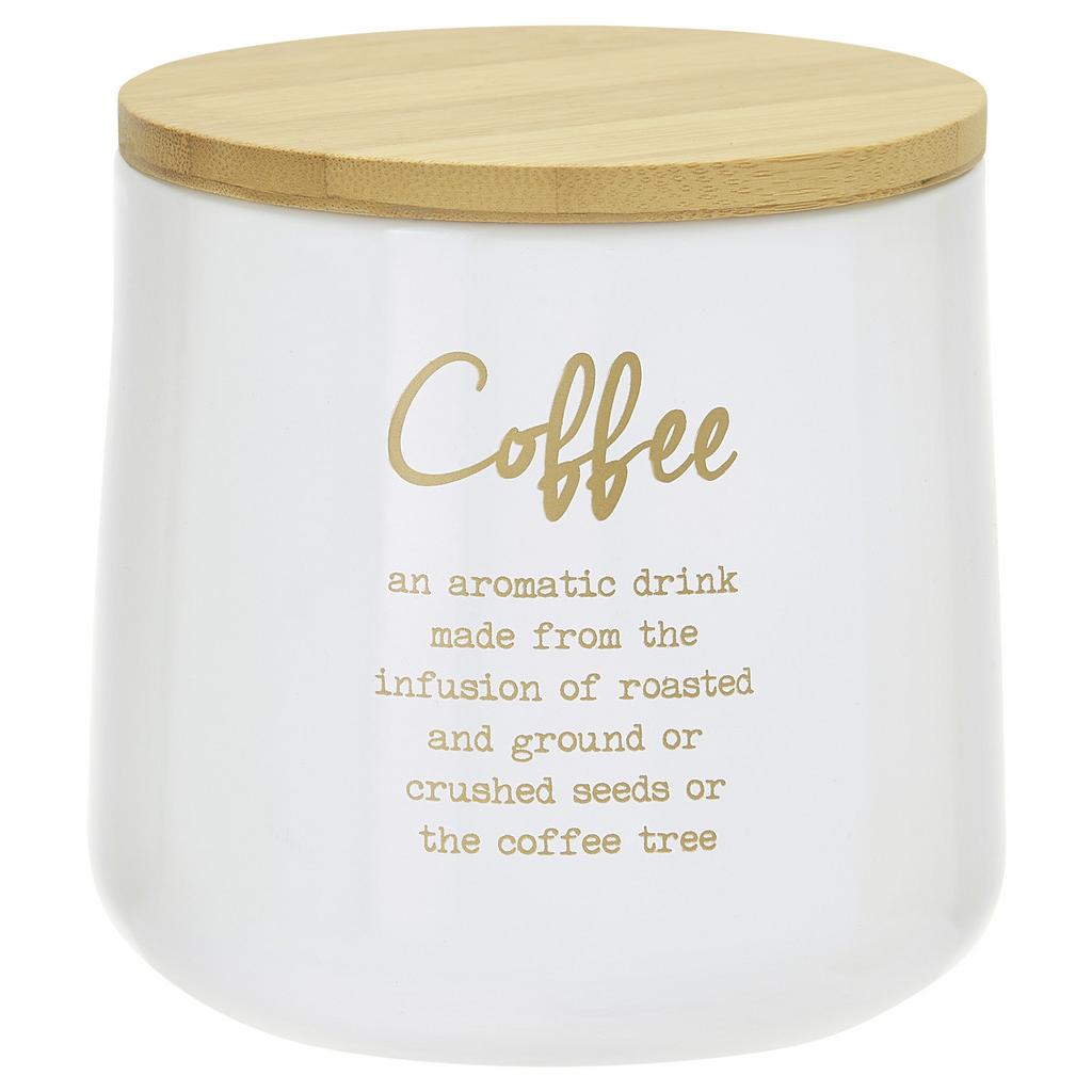 Dóza Na Potraviny Fiona - Coffee