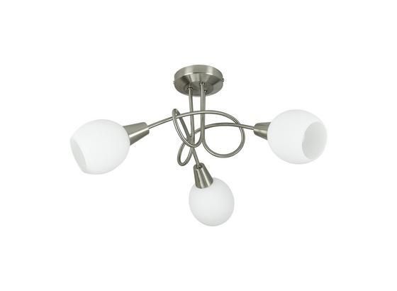 Stropní Svítidlo Samuel - Konvenční, kov/sklo (39/24,6cm) - Mömax modern living