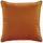 Vankúš Malea Ca.45x45cm - hrdzavá, Moderný, textil (45/45cm) - Bessagi Home