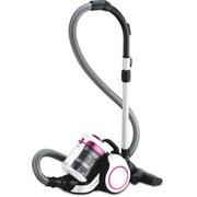 Bodenstaubsauger Comfort Clean T8673 - Pink, MODERN, Kunststoff (36,5/25/31cm)