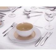 Besteckset 60 Tlg. inkl. Servierbesteck - Silberfarben, Basics, Metall