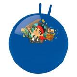Hüpfball Jacke - Blau, Kunststoff (50cm)