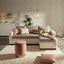 Dekoračný Vankúš Dubai - zlatá, textil (30/50cm) - Mömax modern living