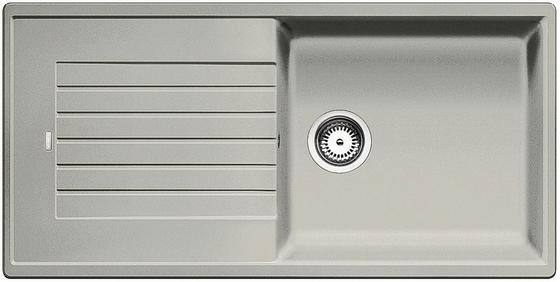 Spüle Blanco Zia XL 6 S - Grau, MODERN, Stein (100/50/19cm)