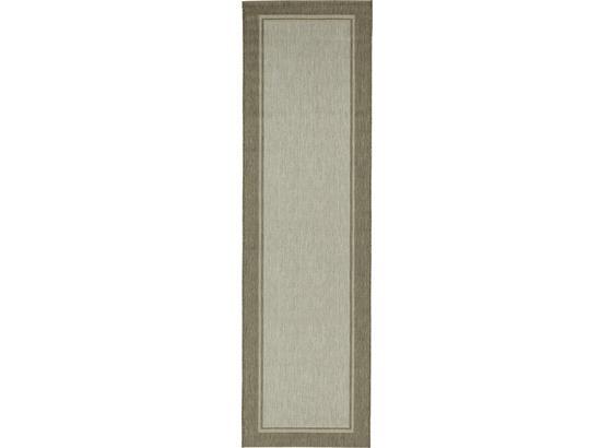 Koberec Tkaný Na Plocho Naomi 2 - šedá, Konvenční, textil (80/300cm) - Mömax modern living
