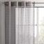Záves S Krúžkami Astrid - strieborná, Moderný, textil (140/245cm) - Mömax modern living