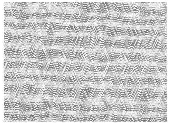 Prostírání Mary -ext- -top- - šedá, Basics, umělá hmota (33/45cm) - Mömax modern living