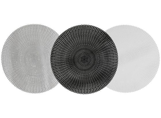 Prestieranie Alice - čierna/biela, plast (41cm)
