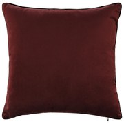 Polštář Malea Ca.45x45cm - červená, Moderní, textil (45/45cm) - Mömax modern living