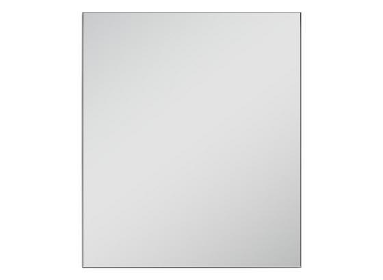 Wandspiegel Justus B: 60 cm Anthrazit - Anthrazit, Design, Glas/Holzwerkstoff (60/70/2cm) - MID.YOU