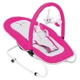 Babywippe Trixi 7008-55 - Pink/Weiß, MODERN, Kunststoff/Metall (40/60/60cm) - FILLIKID