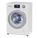 Waschmaschine Wolkenstein Wa8-e1215i - Weiß, Basics, Metall (60/85/58cm)