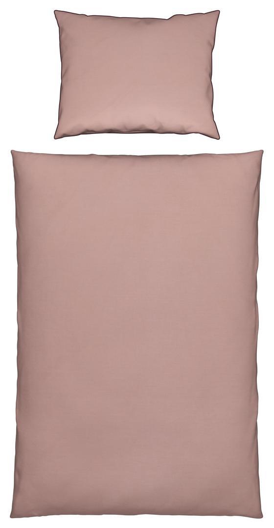 Bettwäsche Veli - Taupe, ROMANTIK / LANDHAUS, Textil - James Wood