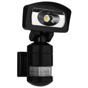 LED-Roboter-Sicherheitsleuchte Fsl-80114 - Schwarz, MODERN, Kunststoff (15,5/27cm)
