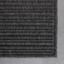 Dveřní Rohožka Bronx - šedá, Basics, umělá hmota (40/60cm) - Mömax modern living