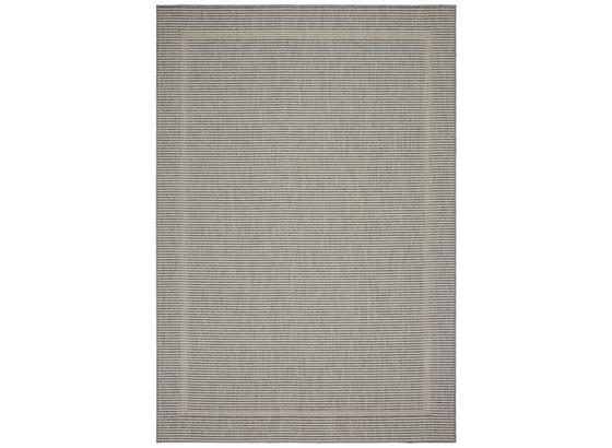 Koberec Tkaný Na Plocho Kanada 2 - šedá, Moderní, textil (120/170cm) - Modern Living