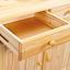 Kredenz Toscana B: ca. 130cm - Kieferfarben, LIFESTYLE, Holz (130/198/43cm) - Carryhome