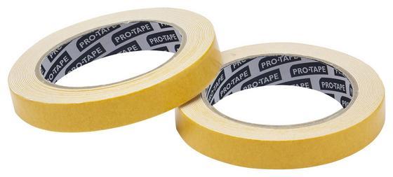 Montageband Weiß - Gelb, KONVENTIONELL, Kunststoff (500cm) - GEBOL