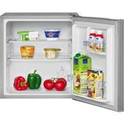 Minikühlschrank KB 340 Edelstahl - Edelstahlfarben, Basics, Kunststoff (45/51/45cm) - Bomann