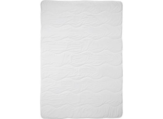 Přikrývka Cotton - bílá, textil (135-140/200cm) - Nadana