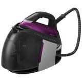 Dampfbügelstation Sis 9870 - Violett/Schwarz, Basics, Keramik/Kunststoff (22/31/39cm) - Grundig