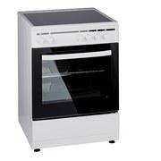 Standherd mit Glaskeramikfeld PKM Elektro EH 4-60 GK6 - Weiß, Basics (60/85/61cm)