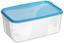 Frischhaltedose 2,75 Liter - Blau/Rot, KONVENTIONELL, Kunststoff (15/10.5/23cm)