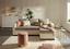 Dekoračný Vankúš Dubai - zlatá, textil (50/30cm) - Mömax modern living