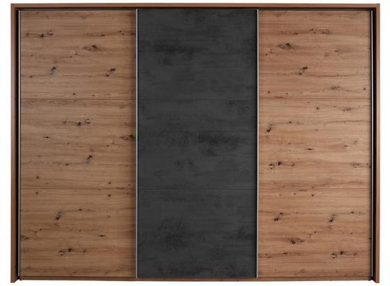 Rám Pasparty Malta/moon/orlando - barvy dubu, Moderní, kompozitní dřevo (280/215/17cm)